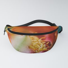 Colorful Spring Flower Fanny Pack