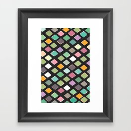 Penny Candy Framed Art Print