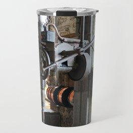 Heavy Industry - Drilling Machine Travel Mug