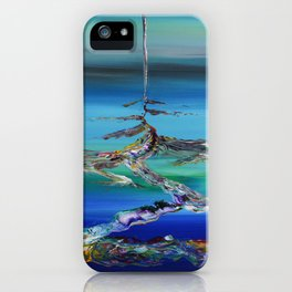 A New Path iPhone Case