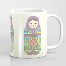 Russian Doll Coffee Mug