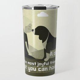 Joyful Friend 7 Travel Mug