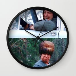 Get in Sugar Dumplin' Wall Clock