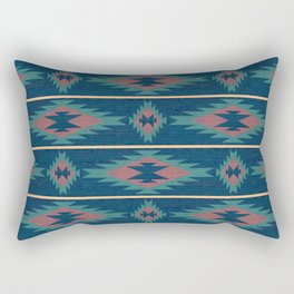 Native Spirit Pattern Rectangular Pillow