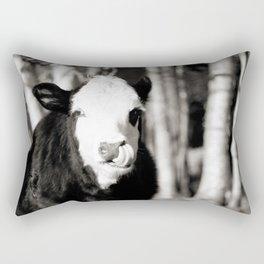 Cowlick Rectangular Pillow