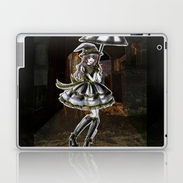 Hufflepuff Halloween Witch Laptop & iPad Skin