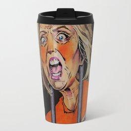 Lock Her Up Travel Mug