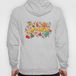 Autumn Is The Time To Stay Cozy Hoody