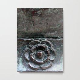Materia 9 Metal Print