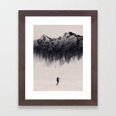 New Adventure Framed Art Print