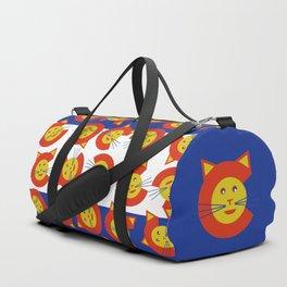 Flag of Catorado Duffle Bag