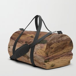 9758 Valley_of_Fire State Park, Nevada Duffle Bag