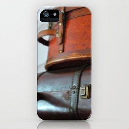 Vintage Travel iPhone Case
