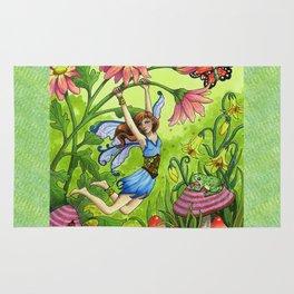 Meadow Fairy Rug