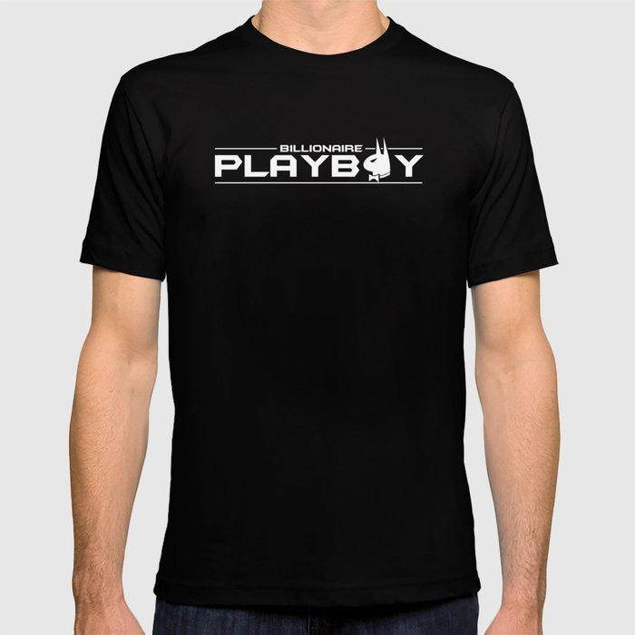 Billionaire Playboy T-shirt