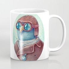 Pilot Captain Ivan Twittor Mug