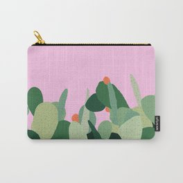 Prickly Pear I Carry-All Pouch