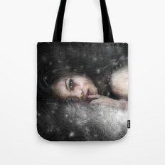 She Waits Tote Bag