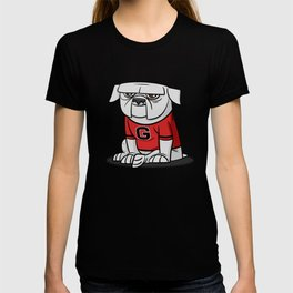Bulldog from Georgia T-shirt