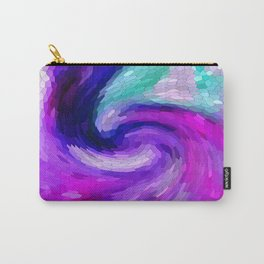 lilic swirl Carry-All Pouch