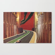 Untitled | A collaboration with Thom Easton Canvas Print