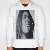 marley Hoodies featuring Marley  by DreWalks