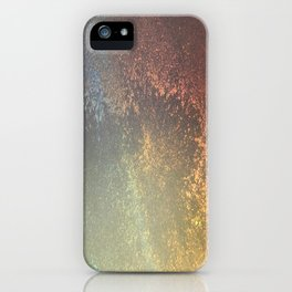 Rainbow 1 iPhone Case