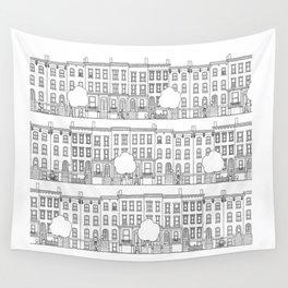blocks of Brooklyn Wall Tapestry