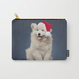 Christmas puppy Carry-All Pouch