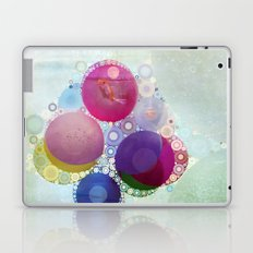 Feeling Groovy Collage Laptop & iPad Skin