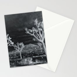 Joshua Tree InfraRed by CREYES Stationery Cards