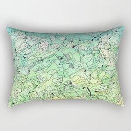Between The Earth and Sky Rectangular Pillow