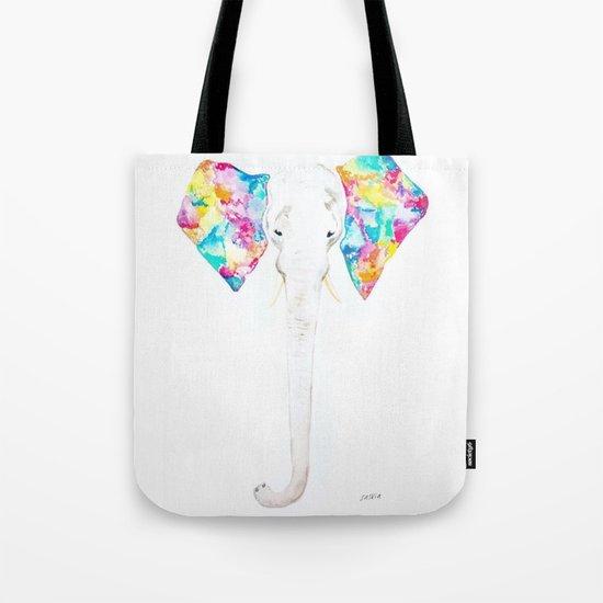 Pastel Ears Tote Bag