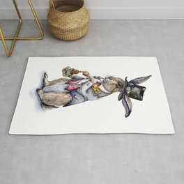 March Hare Rug