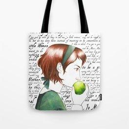 Jo March - Little Women Tote Bag