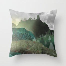 Manaia Throw Pillow