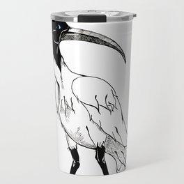 Thoth the Ibis Travel Mug