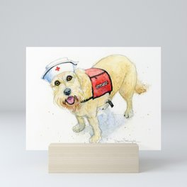 Addie Mini Art Print