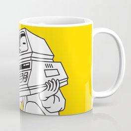 Computer head Coffee Mug