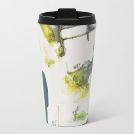 Drawn Restraint (Past) Metal Travel Mug