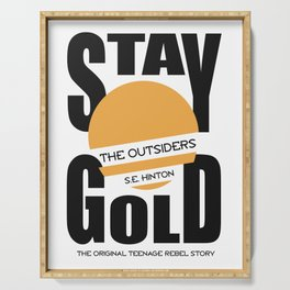 The Outsiders Serving Tray