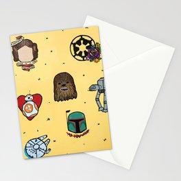 Star Fleet Flash Sheet Stationery Cards