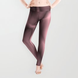 Pink silk Leggings