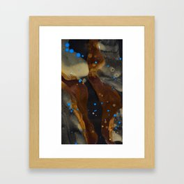 joelarmstrong_rust&gold_048 Framed Art Print
