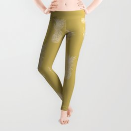 Pineapple : La Moutarde Leggings