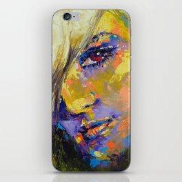 Secrecy Kristina iPhone Skin