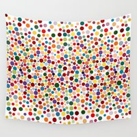 dot Wall Tapestries featuring Dot... by DesignsByMarly