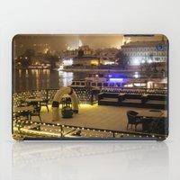 prague iPad Cases featuring Prague 4 by Veronika