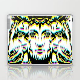 GOD II Psicho Laptop & iPad Skin