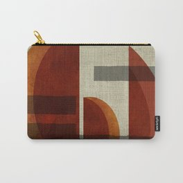 """""""Abstract Ships at Sunset"""" Carry-All Pouch"""